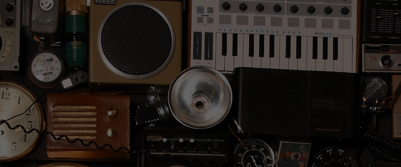 David Tolliver Music Analog Banner.png