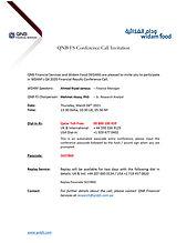WDAM - Q4 2020 Conference Call Invitatio