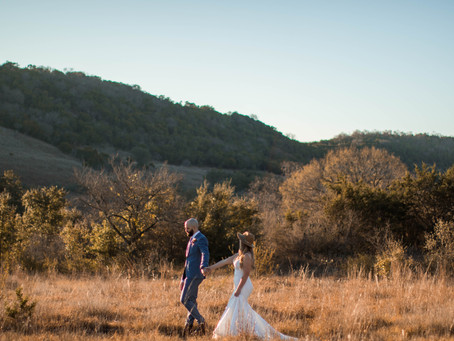 Seven Places to Elope in Texas