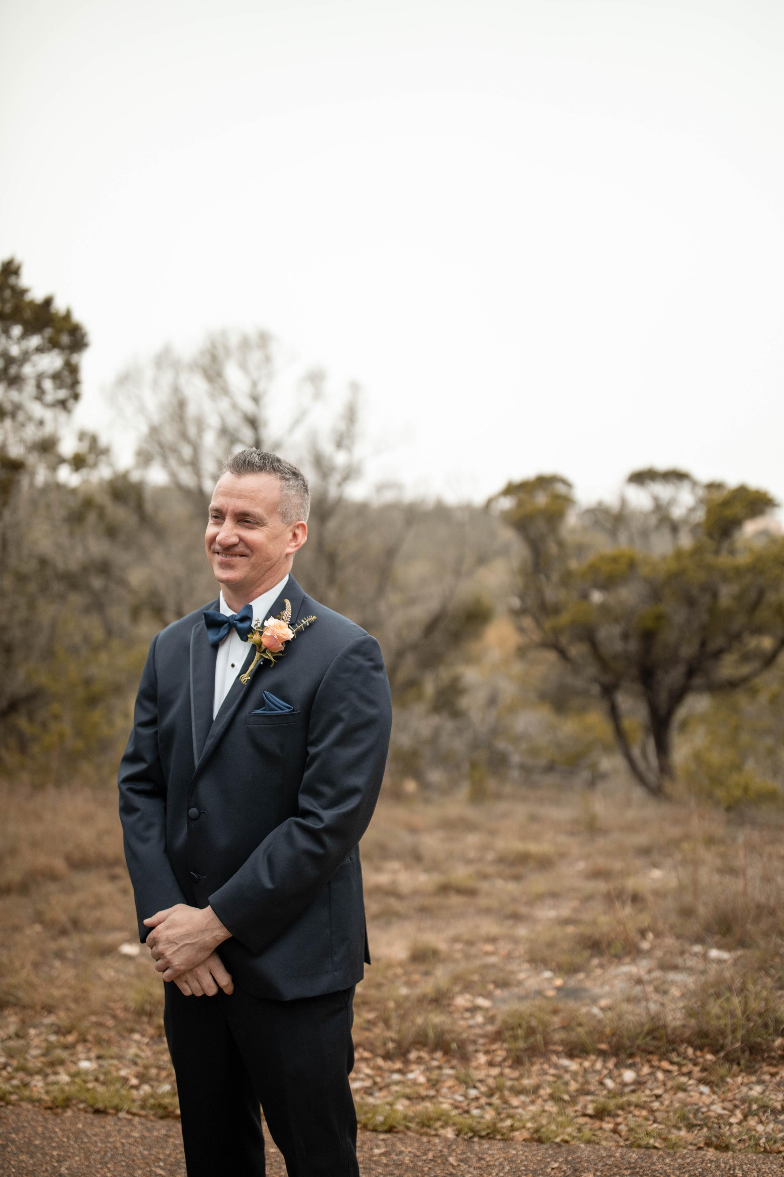 Groom Chapel Dulcinea Wedding