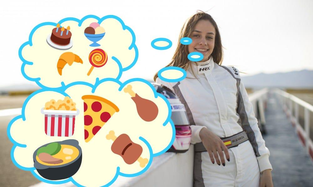 Marta García piloto