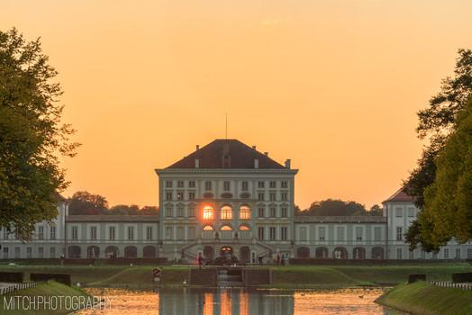 2017 - Bavaria - Schloss Nympfenburg