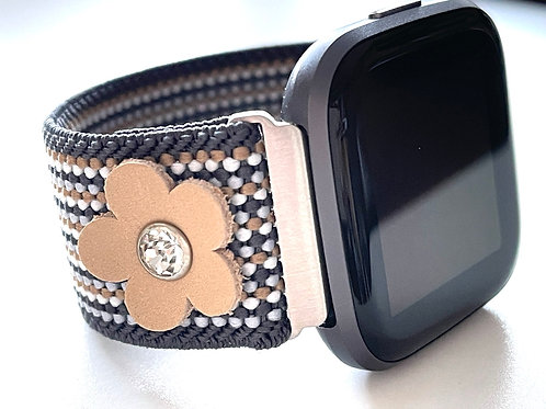 Elastic Watch Band for Apple, Fitbit Versa, Fitbit Blaze, Samsung Galaxy Active
