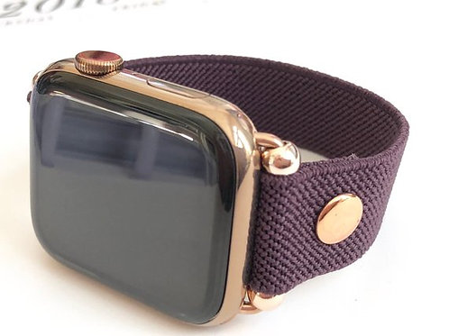 Elastic Watch Band SLIM LINE for Apple, Fitbit Versa & Samsung