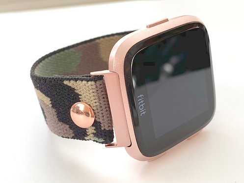 Elastic Watch Band SLIM LINE for APPLE, FITBIT & SAMSUNG