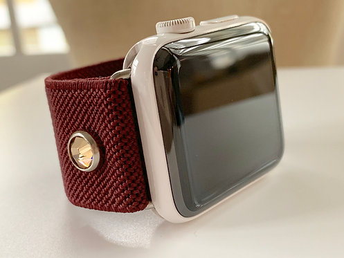 Elastic Apple Watch Band Series 4 3 2 1 / Fitbit Blaze