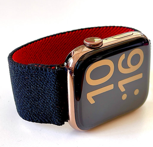 Designer Exclusive Elastic Apple Watch Band