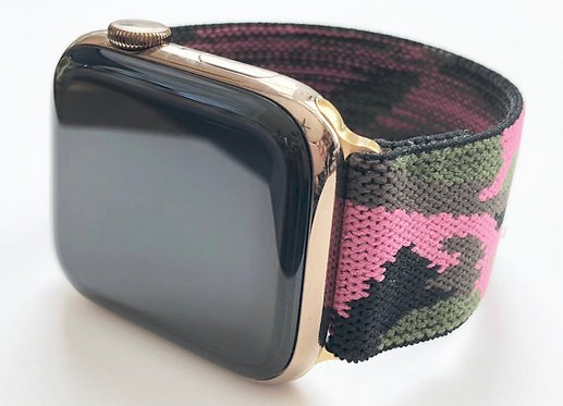 Elastic Watch Bands for Fitbit Versas, Samsung Active and Apple Watch