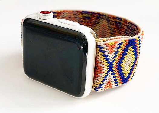 Elastic Watch Bands for Samsung, Fitbit Versa & Apple Watch