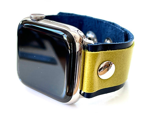 Premium leather Apple Watch bands