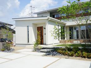 笠懸 K建設様 モデルハウスハウス