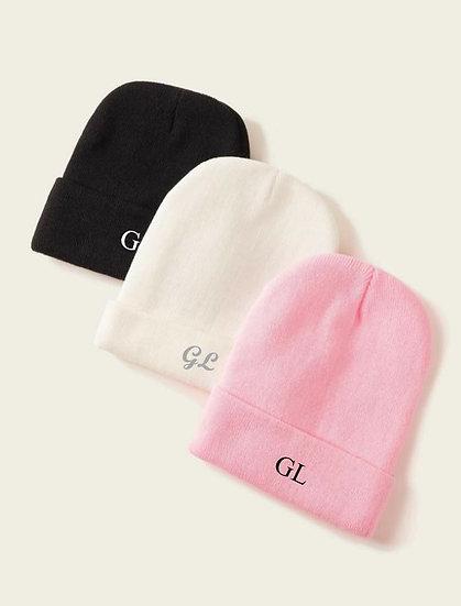 Personalised Beanie Slogan Hat