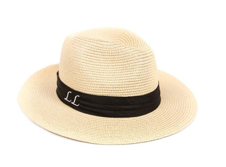 Personalised Panama Hat