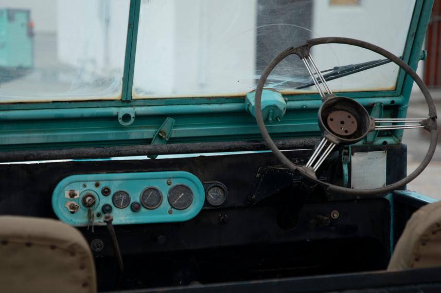 "1953 Series I, 80"""