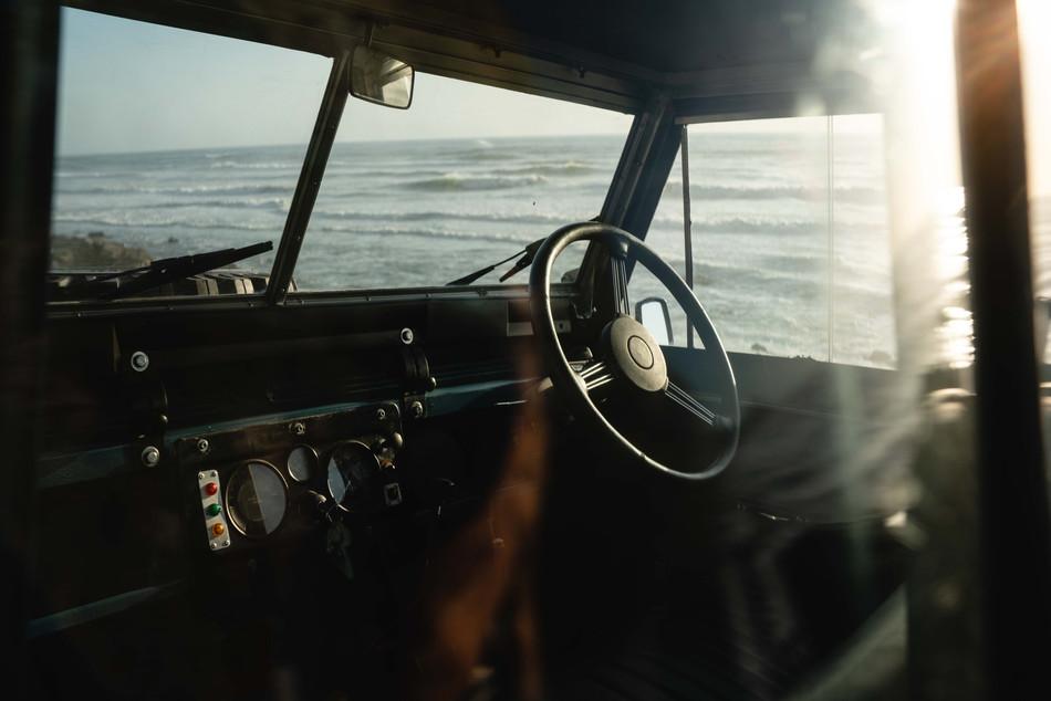 "1961 Series IIa, 109"""