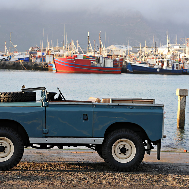 Series III, at the harbour