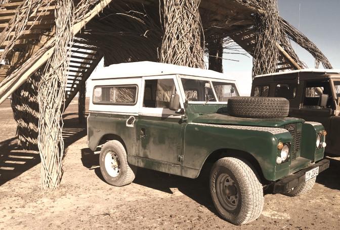 In Progress...bought as a 1969 Series II