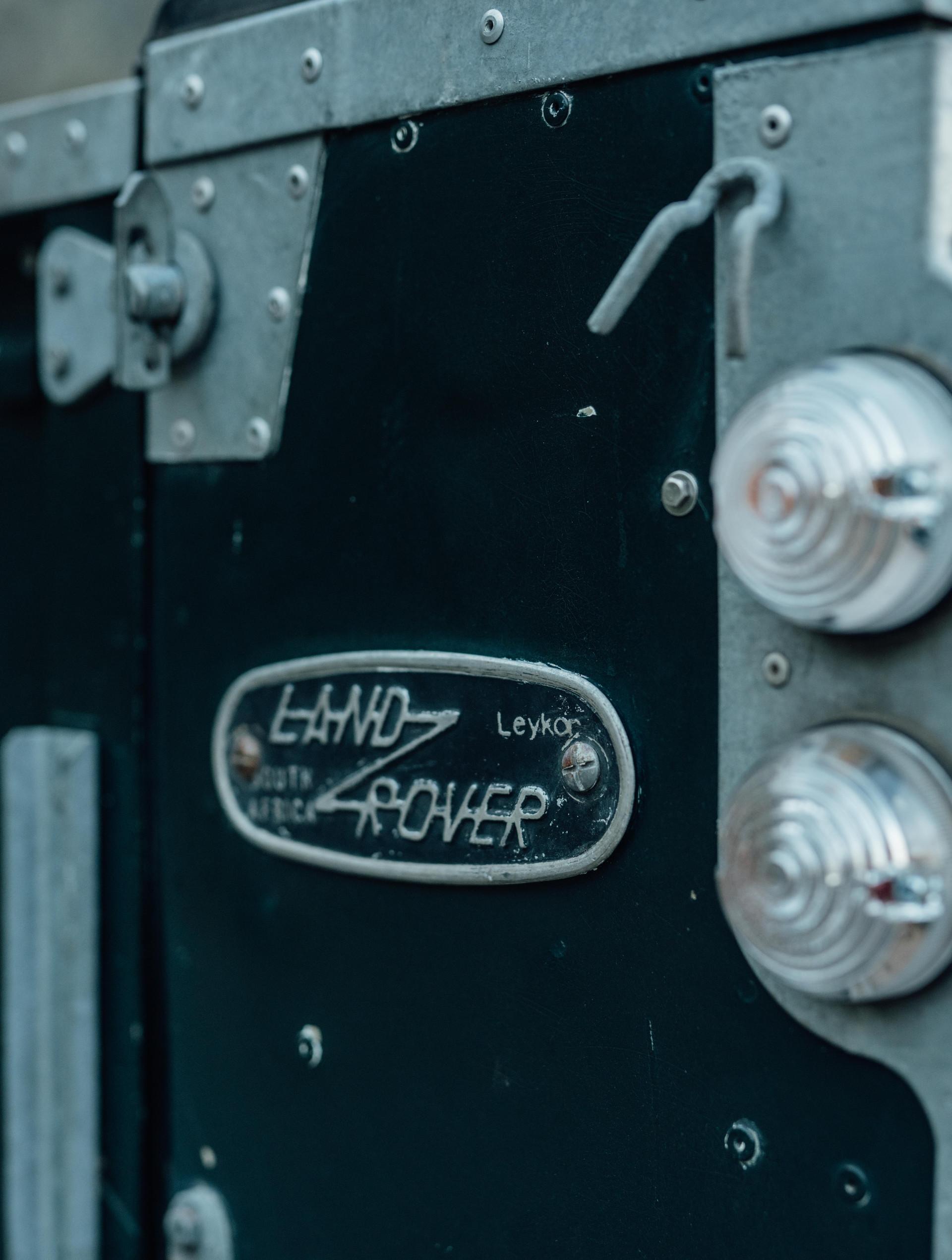 "1961 Series IIa, 88"""