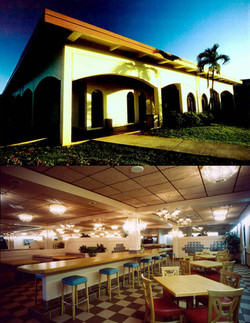 Magellan Inn Renovation (1990)