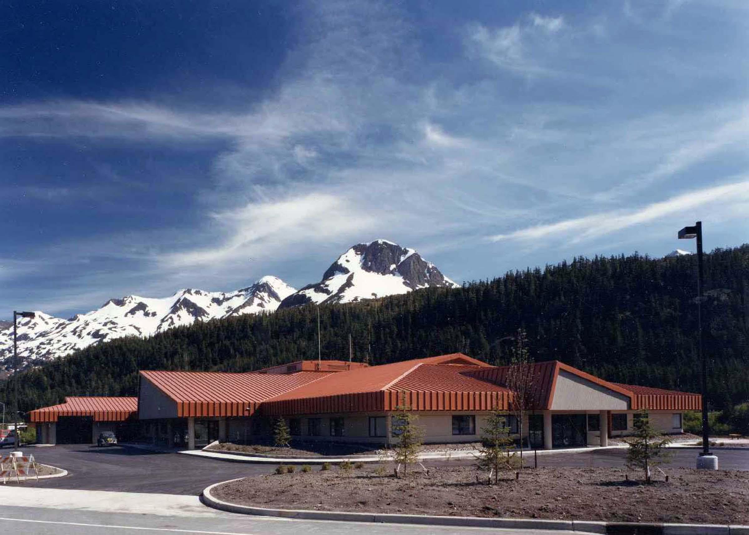 Cordova Community Hospital (1984)