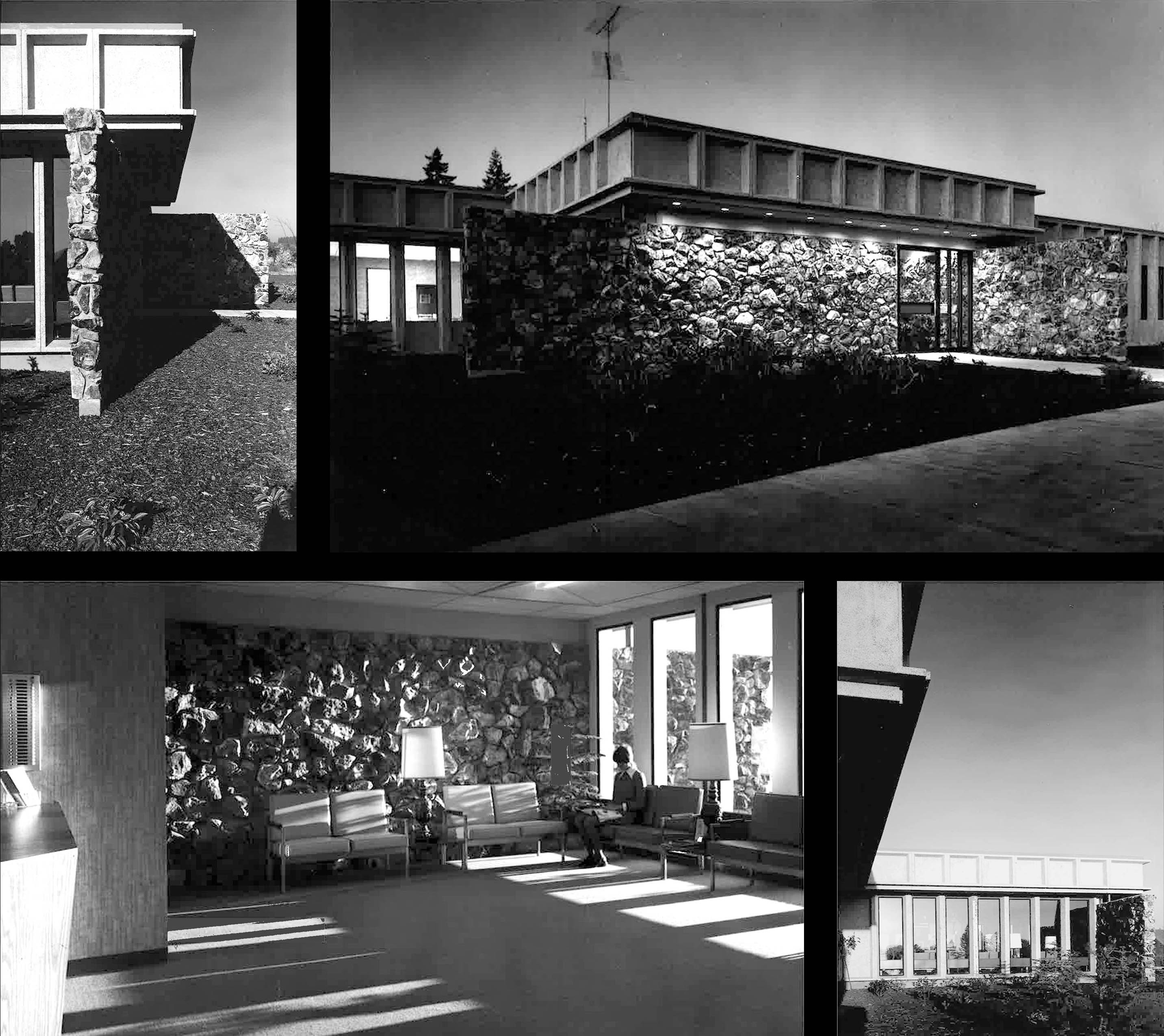 Centralia Hospital Collage (1967)