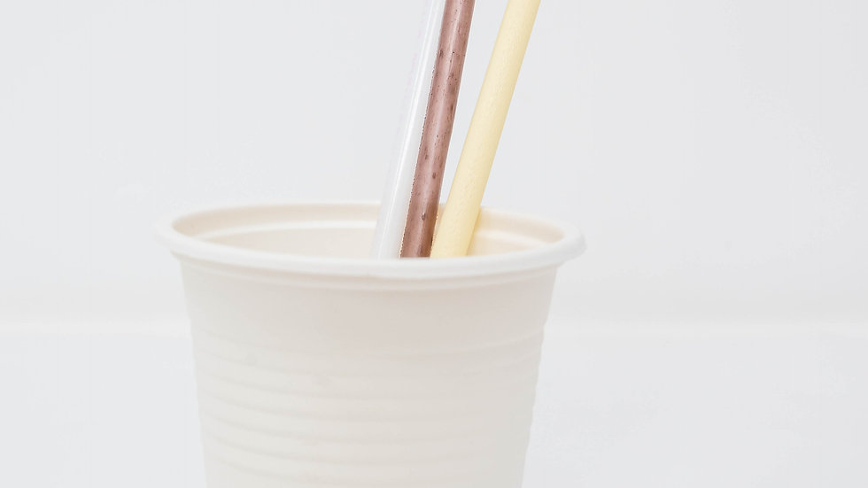 Popotes estuchado BSP 100% Biodegradables