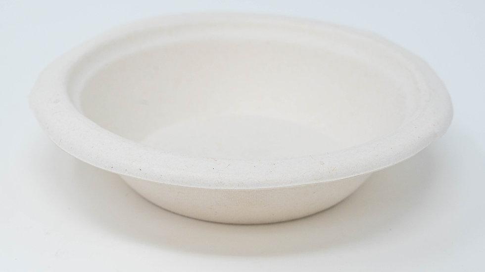Plato Fibra de Caña 24 cm