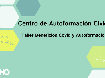 Realizamos un taller de capacitación a trabajadoras sociales de Techo sobre beneficios estatales
