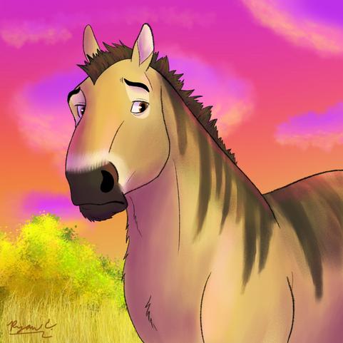 Hagerman's Horse