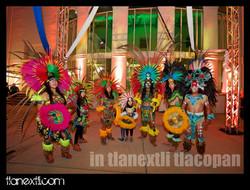Aztec Fire Dancers in Alabama
