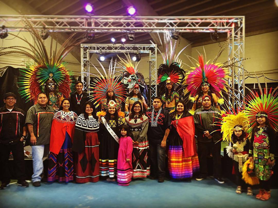 Aztec Dancers at NAU