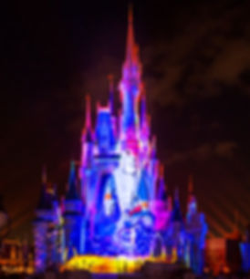 Walt Disney World's Cinderella Castle