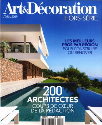 Art&Décoration Hors Série Avril 2019