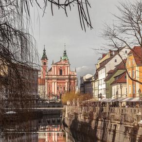 Sur les routes de Slovénie : Ljubljana