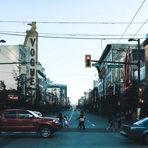Sur les routes de l'Ouest Canadien : Vancouver x Whistler