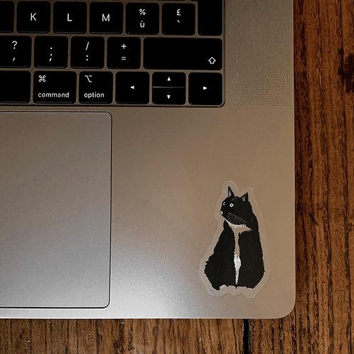 Sticker - Le chat Nel