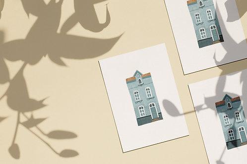 La Maison Bleue - Gand