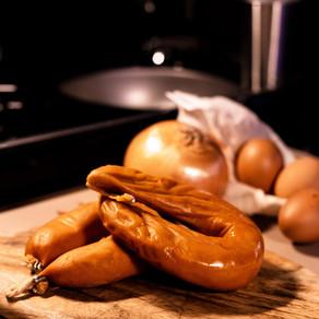 Recette Nomade #7 : Farinheiras com ovos mexidos