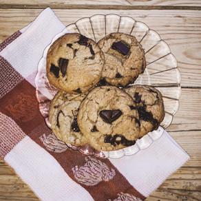Recette Nomade #6 : Les Cookies de Marie au beurre noisette