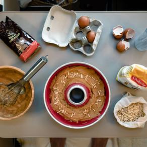 Recette Nomade #8 : Gâteau aux Amandes de Foz Côa