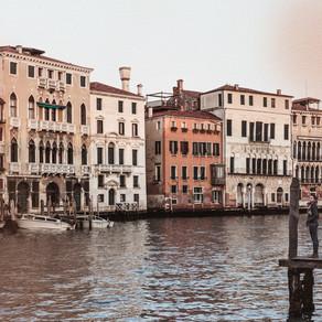 Sur les routes d'Italie : Venise