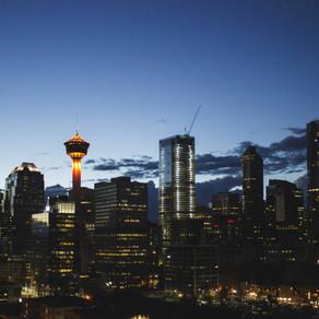Sur les routes de l'Ouest Canadien : Calgary