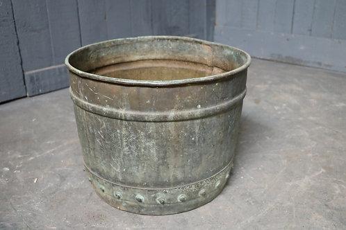 C19th Copper Vessel