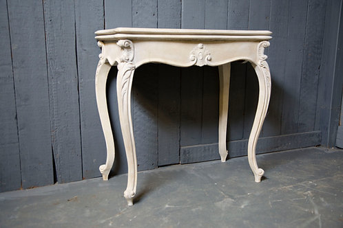 C19th Louis XV Revival Painted Console