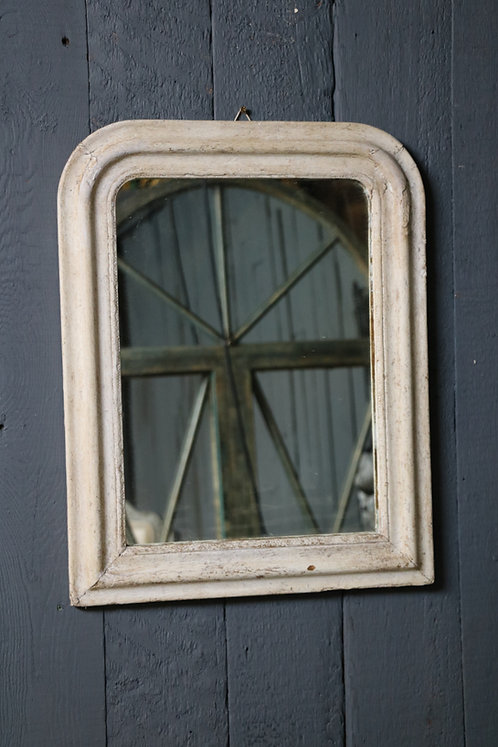 C1840 Painted Mirror