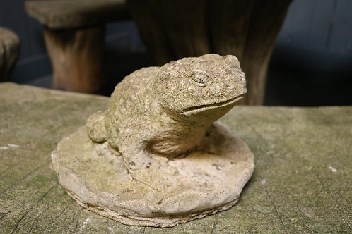 C20th Composition Toad