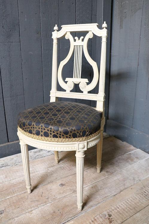C19th Louis XVI Salon Chair