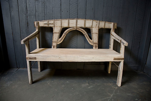 C19th Colonial Seat