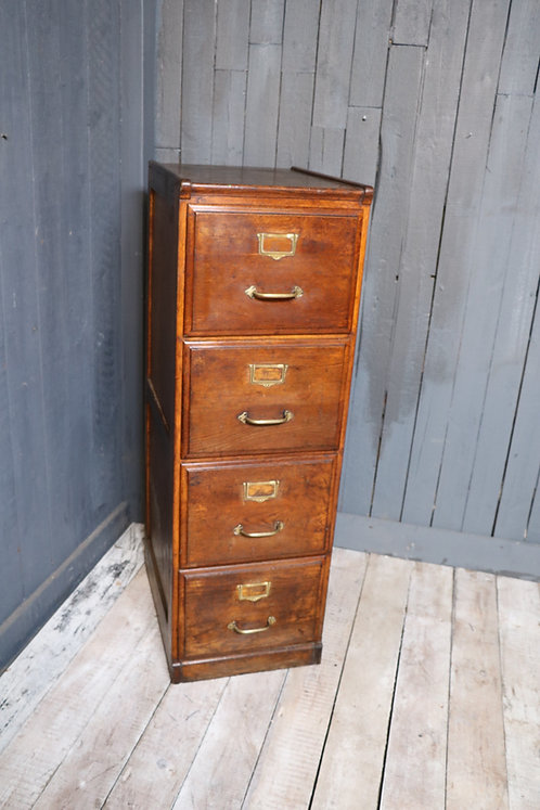 Early C20th Office Cabinet