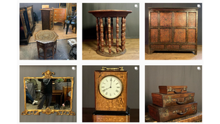 Anthony Wilkinson  Antiques